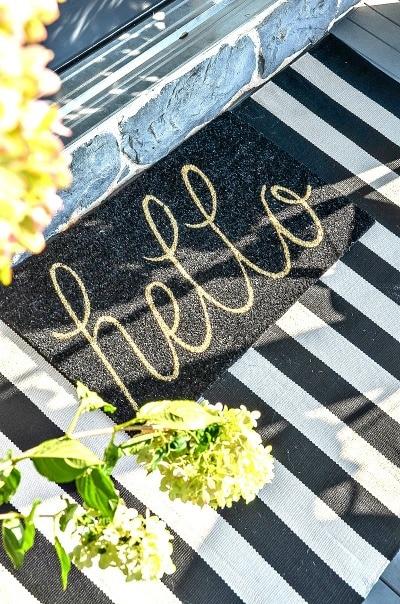 StoneGable-hello-doormat-styling