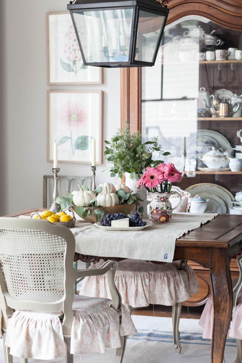 cedar hill farmhouse dining room