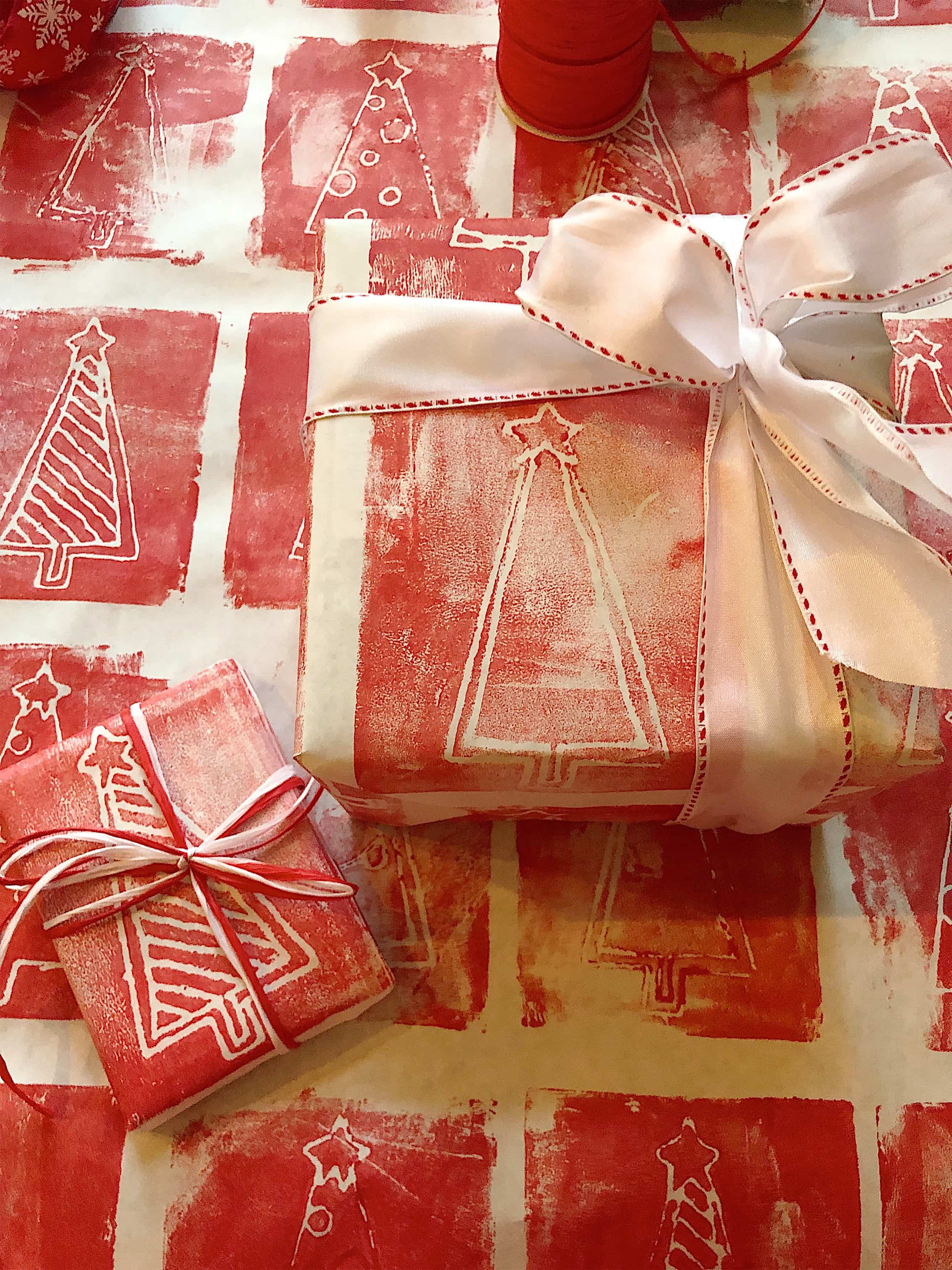 100yr DIY-wrapping-paper