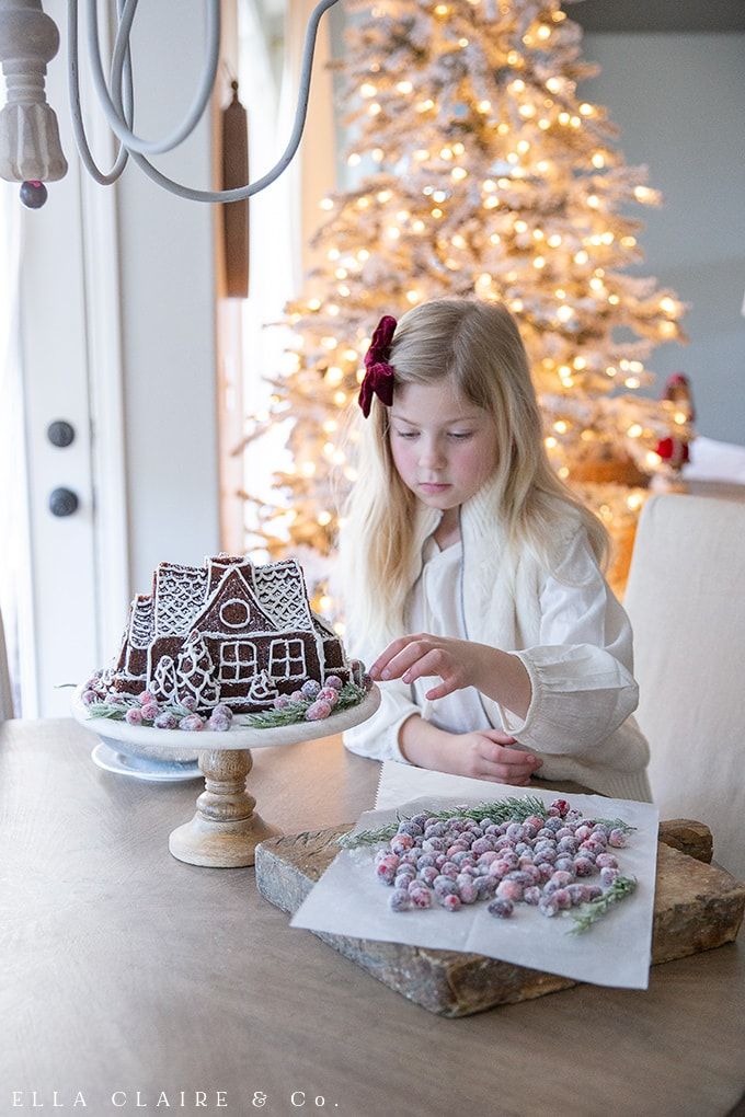 EC&C Gingerbread House