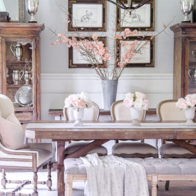 How-to-decorate-with-faux-flowers-and-greenery