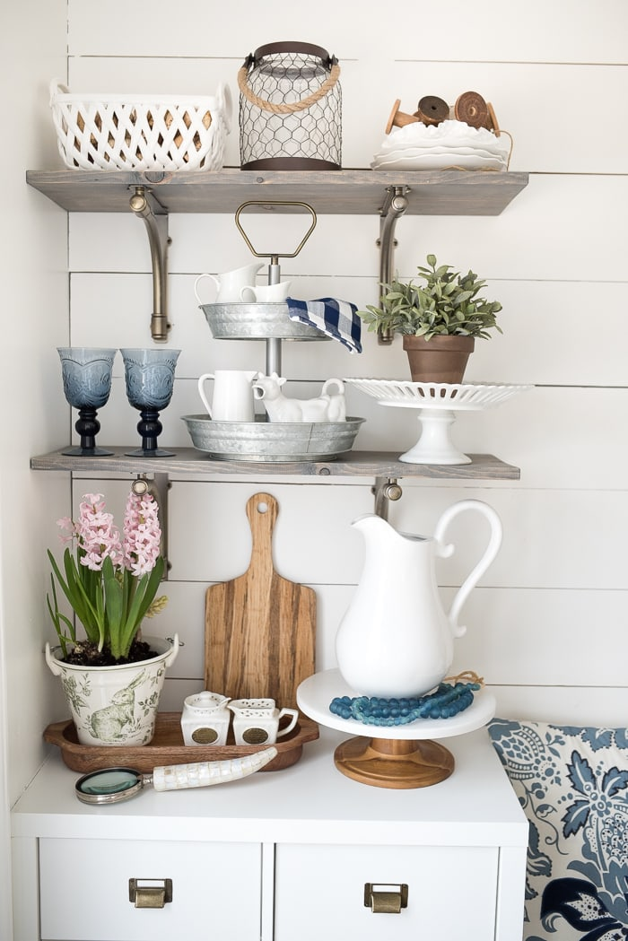 Shelf Styling Home Stories