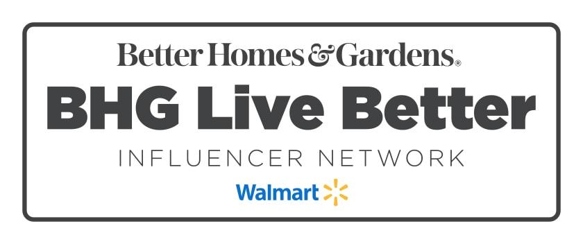 BHG Live Better Influencer Network Logo