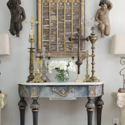 French Country Fridays 108: Savoring the Charm of French Inspired Decor