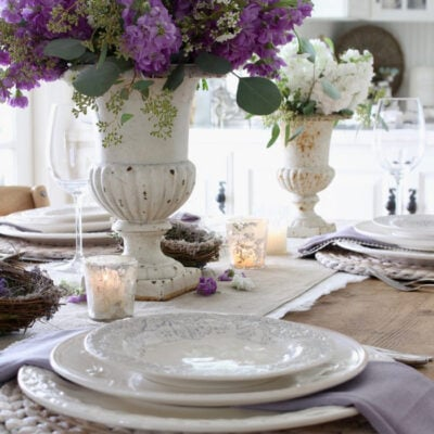 French Country Fridays 109: Savoring the Charm of French Inspired Decor