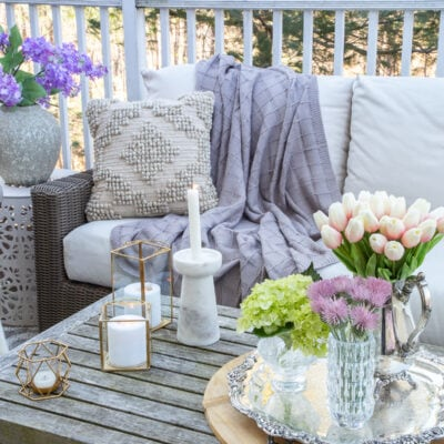 Outdoor Seating: Updating the Patio with a New Outdoor Bench