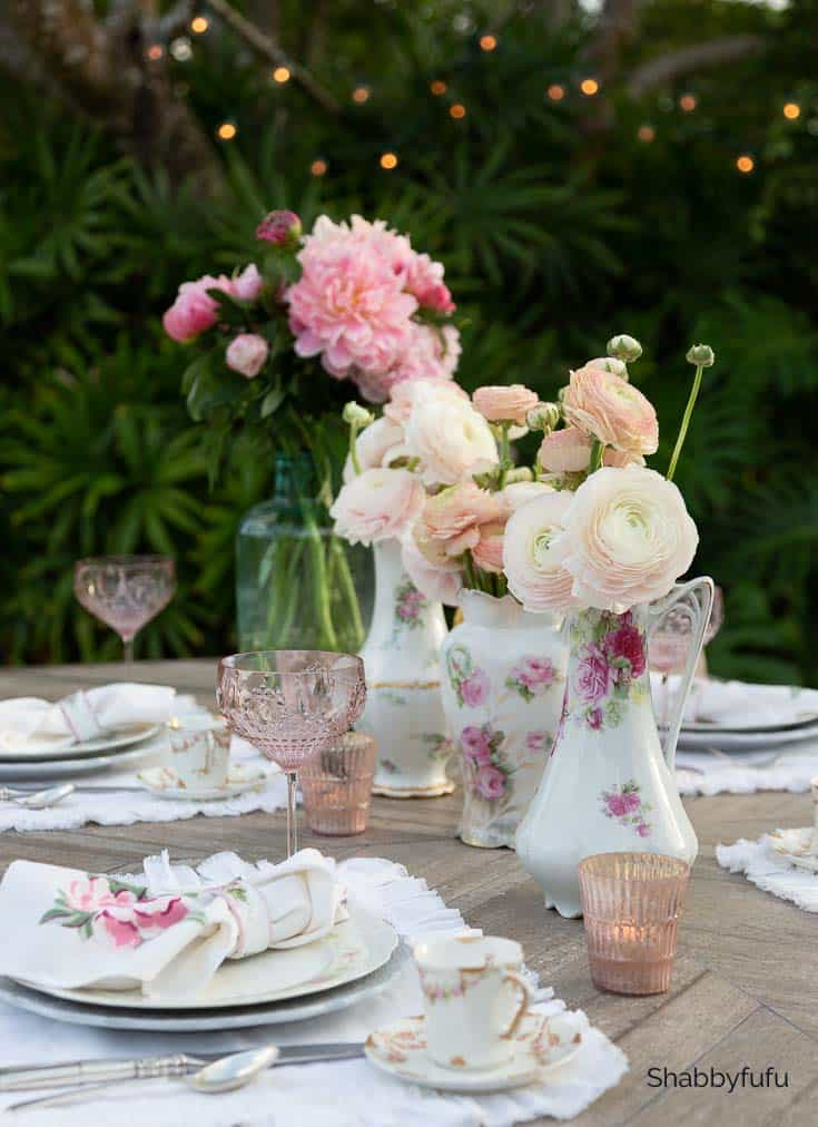 French Vintage Style Mother's Day Celebration