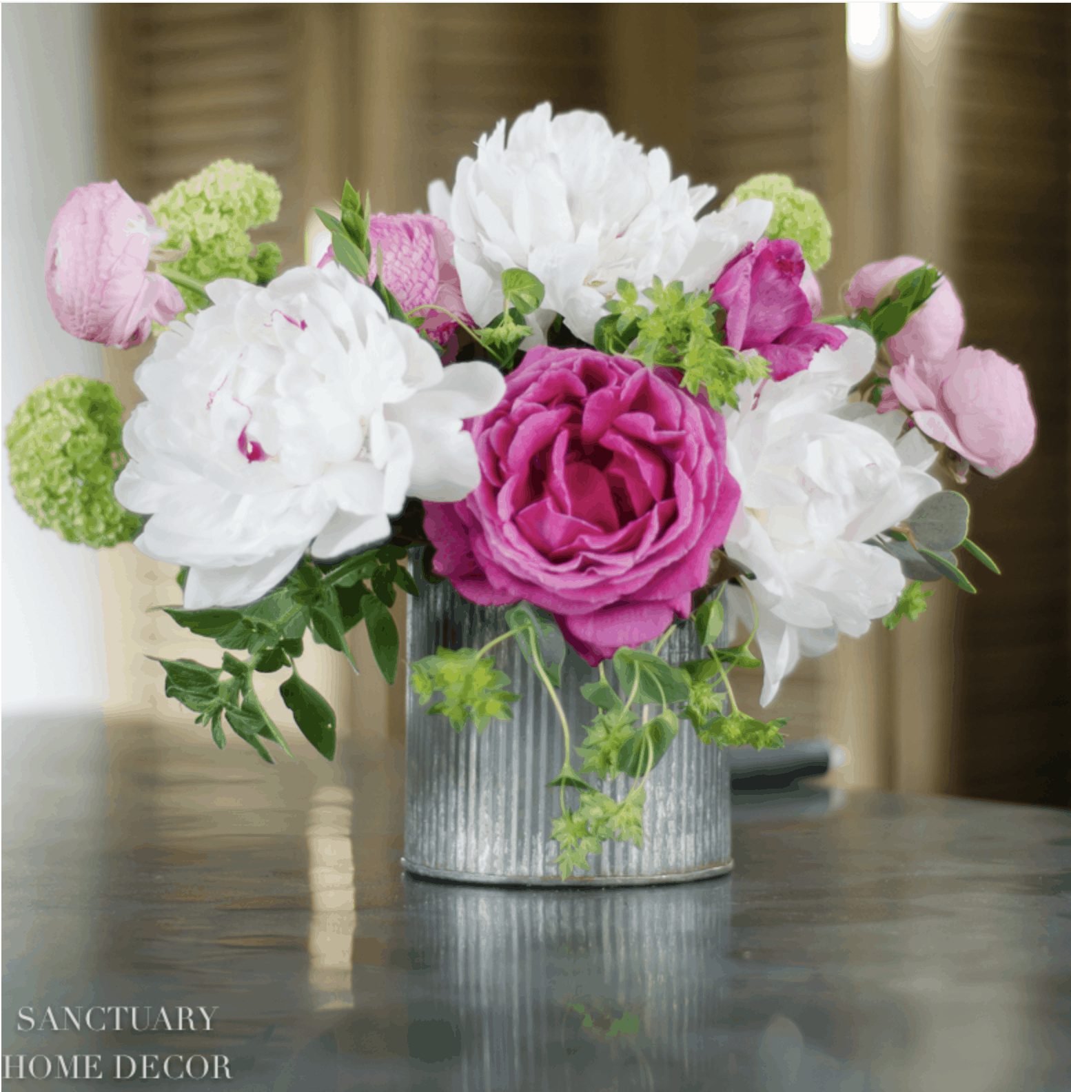 Make this spring arrangement in 3 easy steps