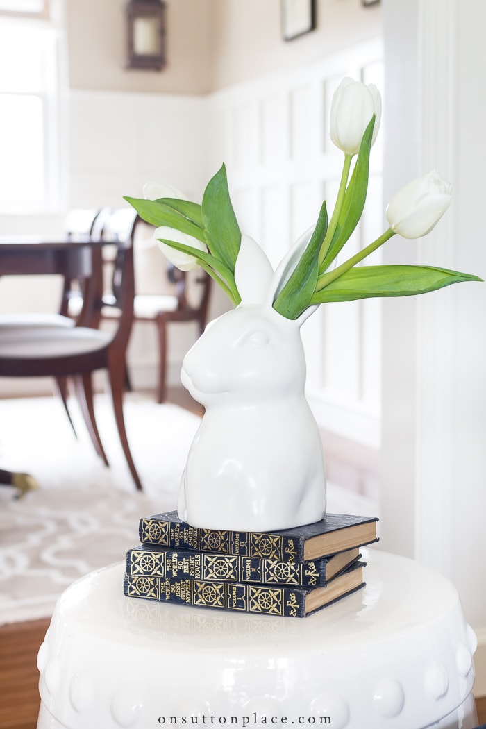 Spring Decor Ideas from On Sutton Place