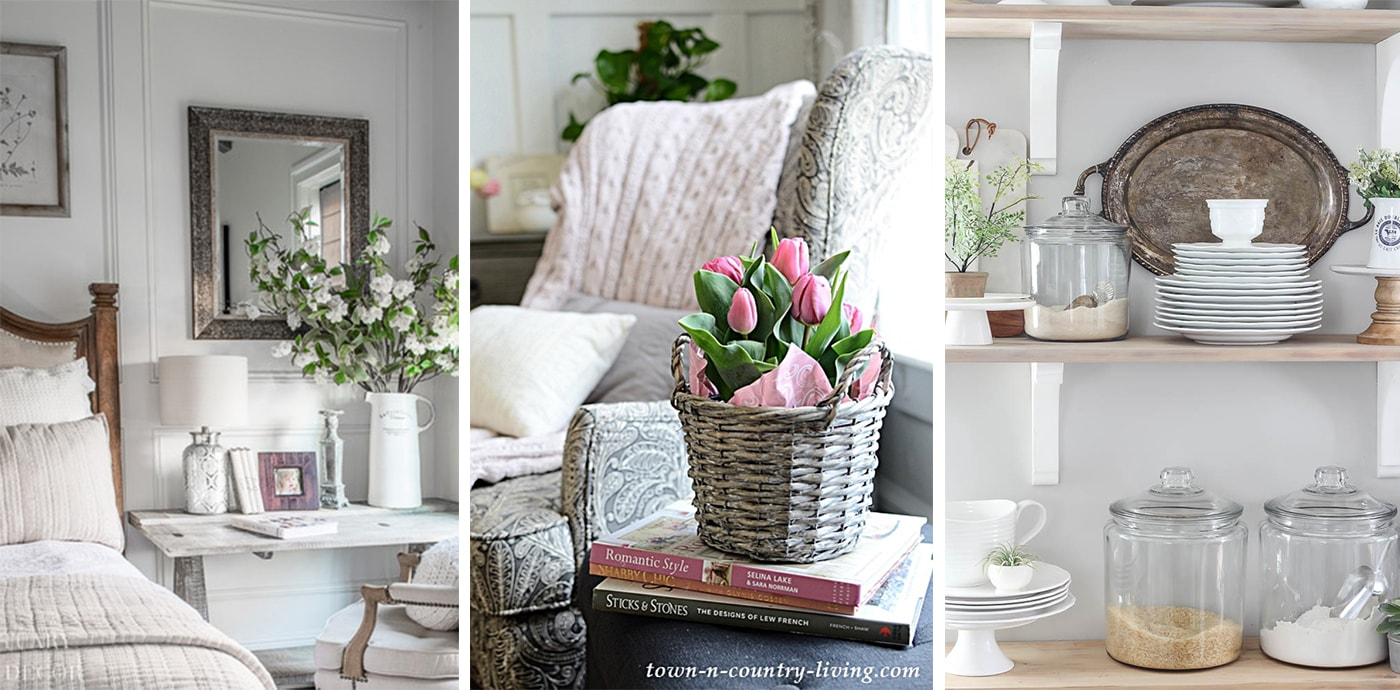 Spring series home tour