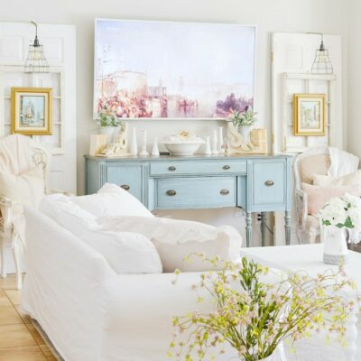French Country Fridays 114: Savoring the Charm of French Inspired Decor