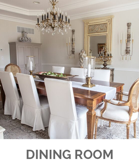 Shop My Home - Dining Room - Designthusiasm.com