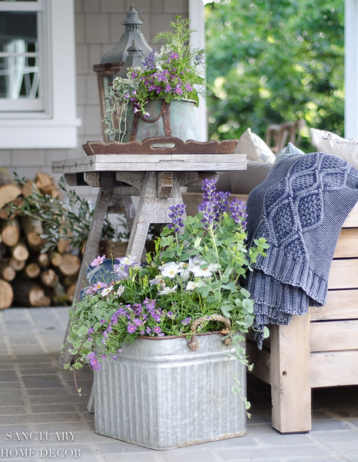 Garden Container Planting Tips