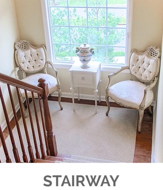 Shop My Home - Stairway - Designthusiasm.com