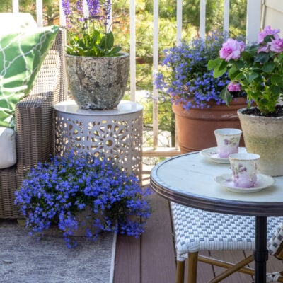 Outdoor Living: Cheerful Patio Ideas for Relaxing at Home