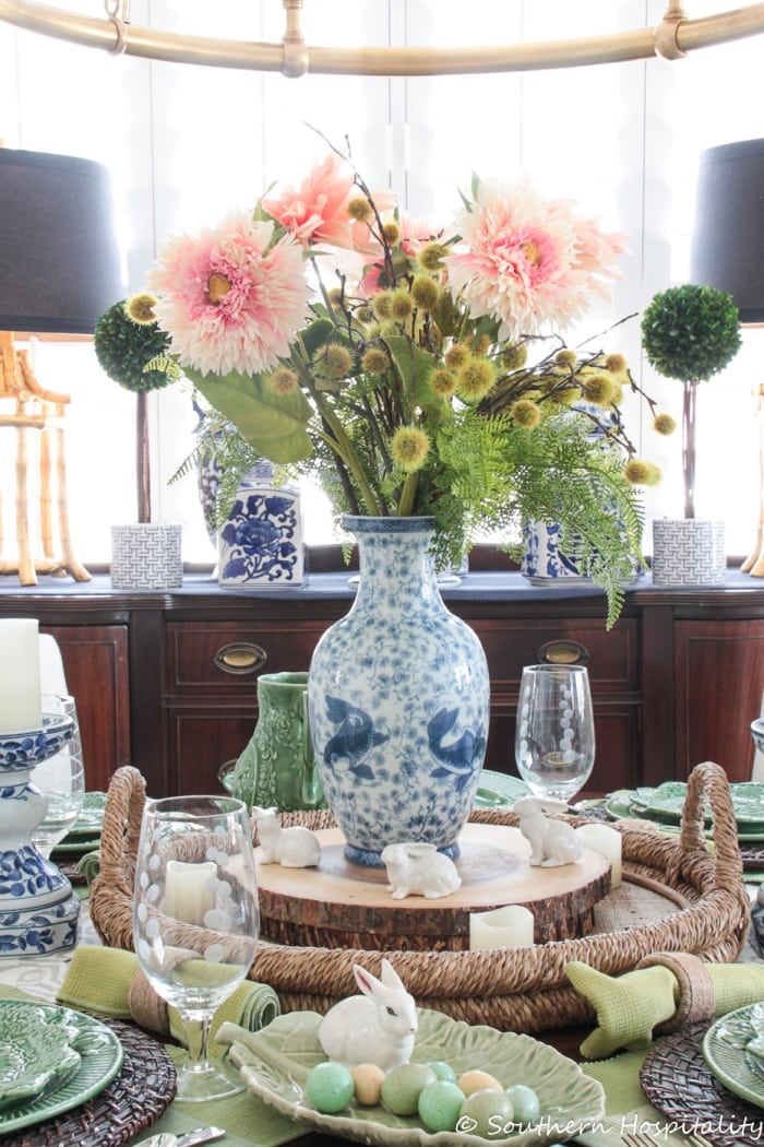 southern hospitalityspring-table