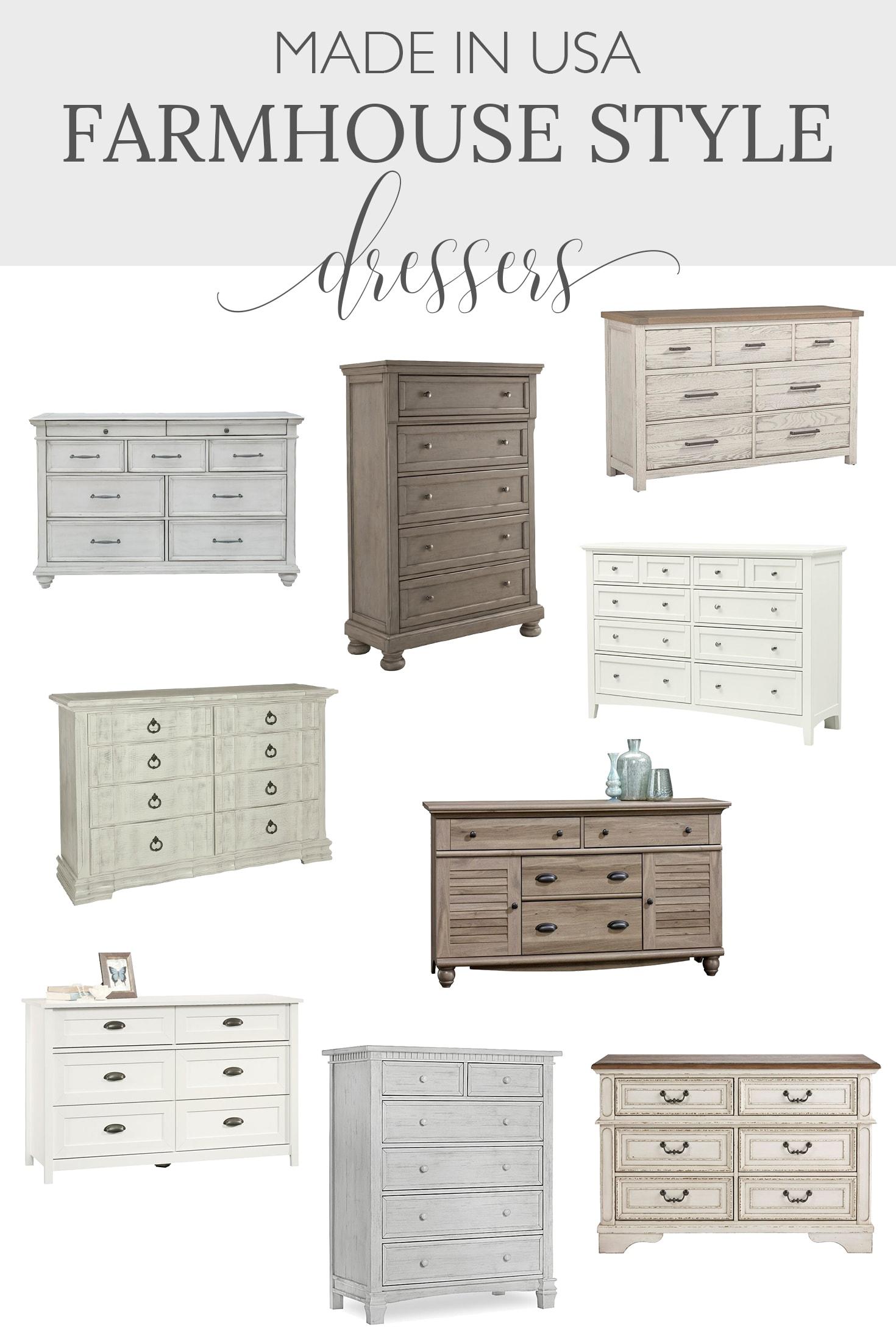 farmhouse dressers