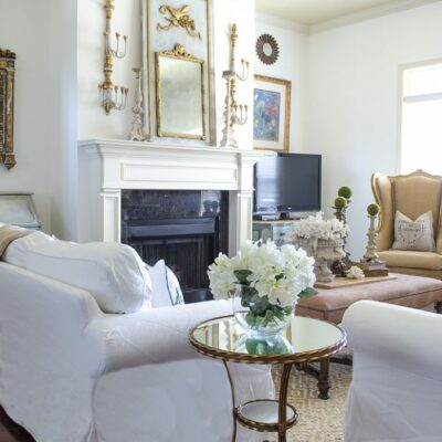 French Country Fridays 122: Savoring the Charm of French Inspired Decor