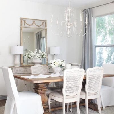 French Country Fridays 120: Savoring the Charm of French Inspired Decor