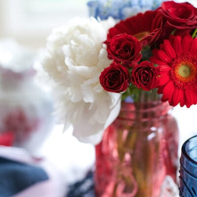 Patriotic Decor: Honoring Summer's American Holidays