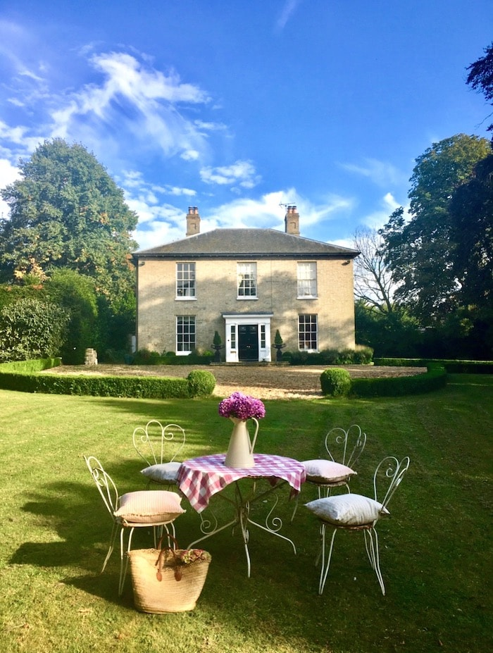English Country Home Tour - Hill House Vintage2 Shabbyfufu