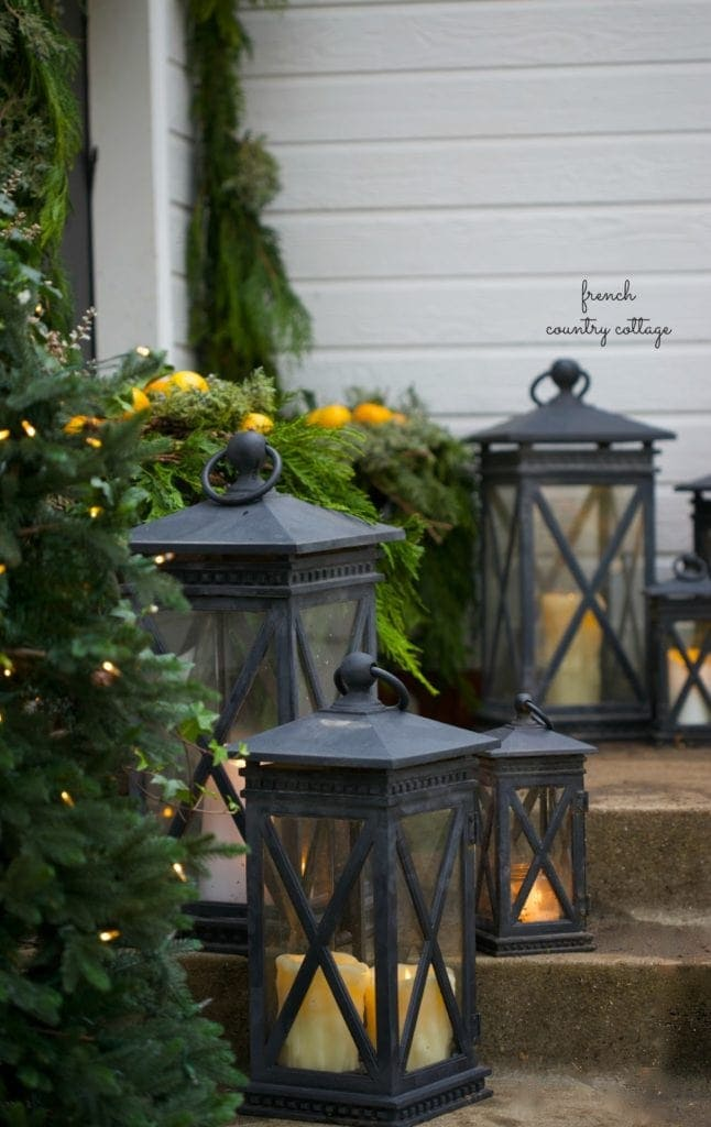 Christmas in July from French Country Cottage
