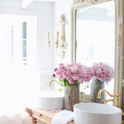 Summer Bathroom