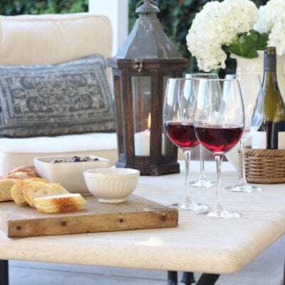 French Country Fridays 130: Savoring the Charm of French Inspired Decor