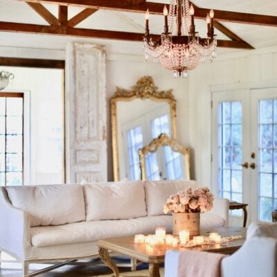 French Country Fridays 134: Savoring the Charm of French Inspired Decor