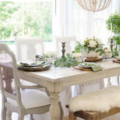 Easy Elegance Wednesdays 50: Living a Life Both Casual and Lovely