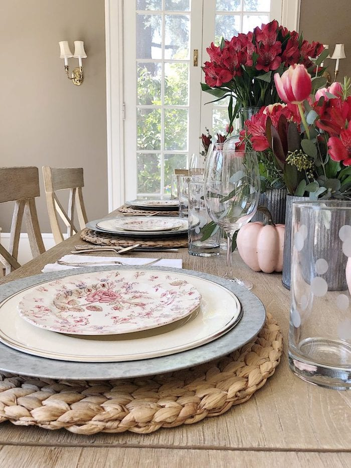 How to Set a Table for Fall