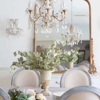 French Country Fridays 135: Savoring the Charm of French Inspired Decor