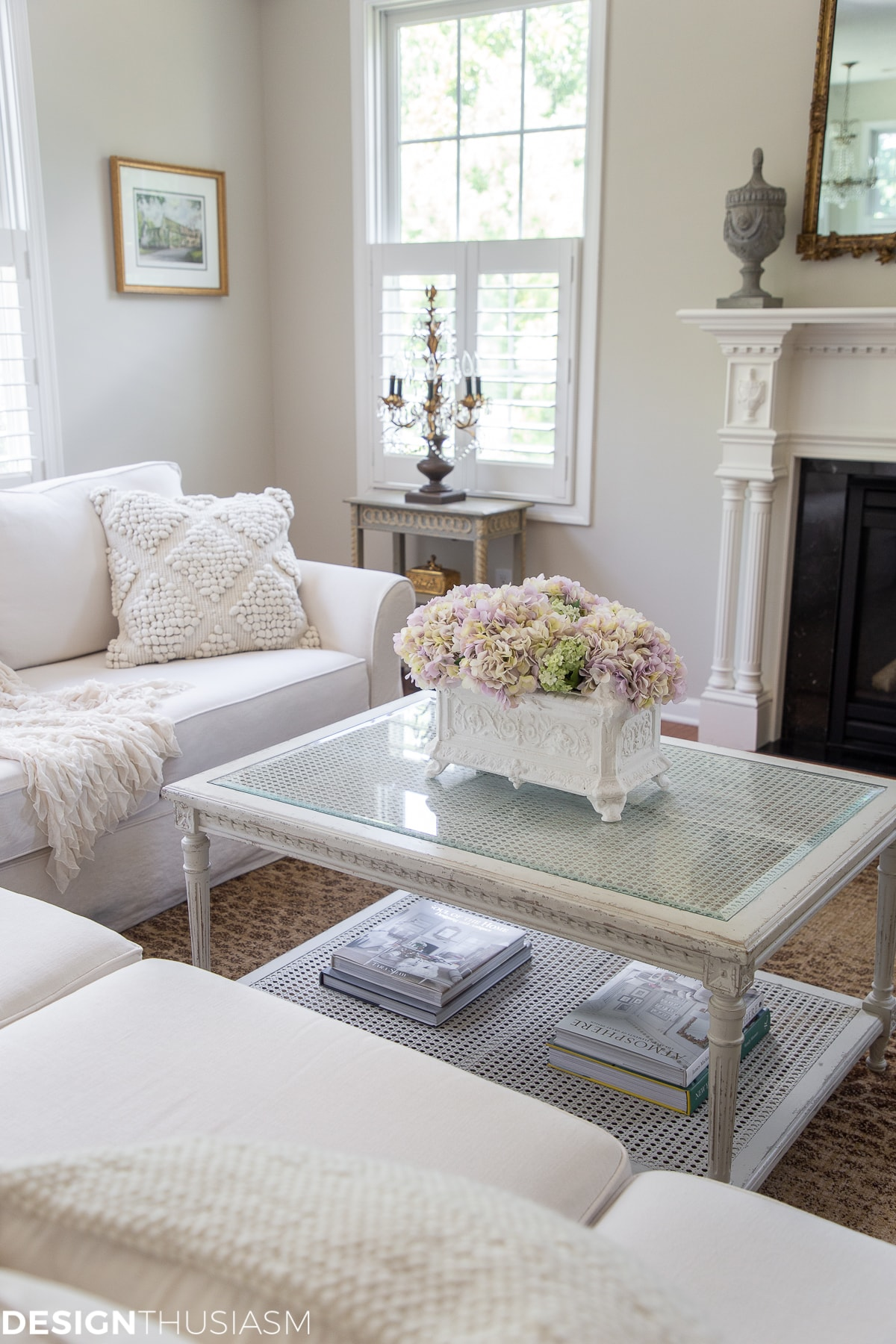 updating your home living room