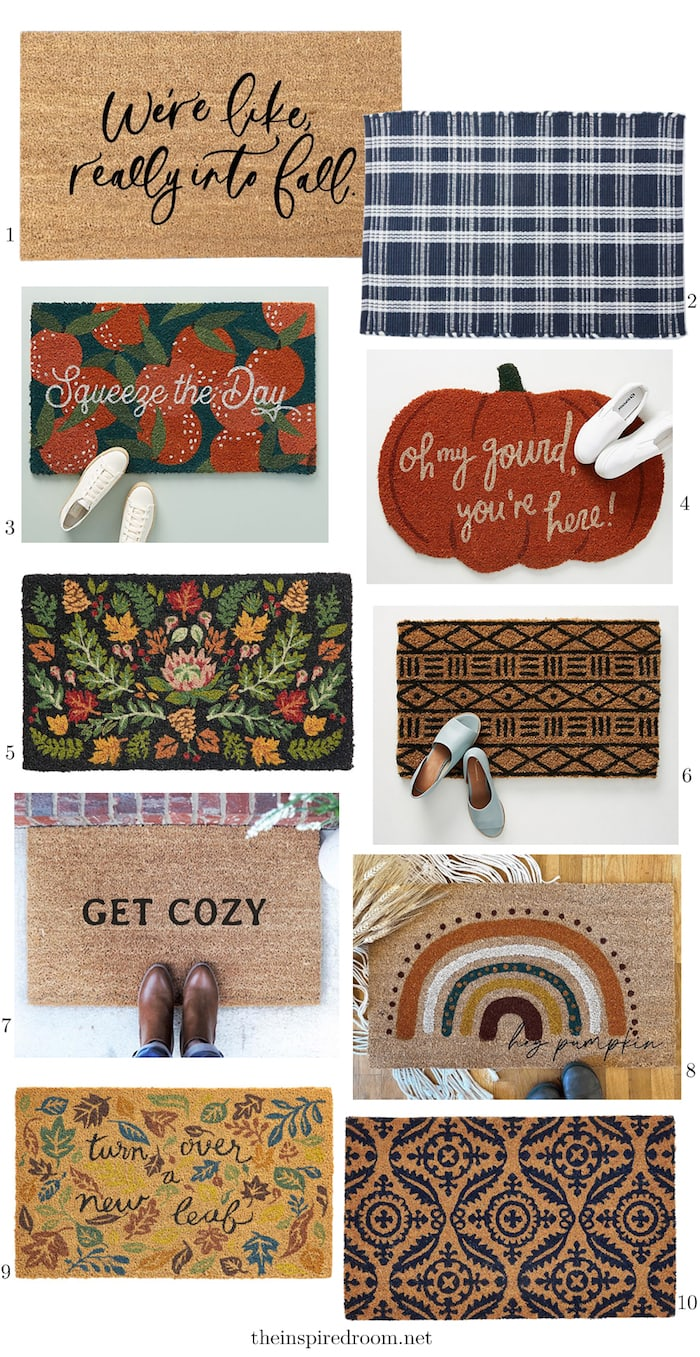fall-nesting-doormats-autumn-home-decor-the-inspired-room