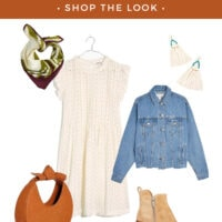 casual fall weekend outfit