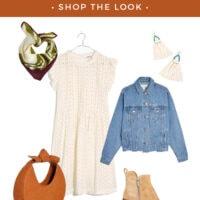 roupa casual outono fim de semana