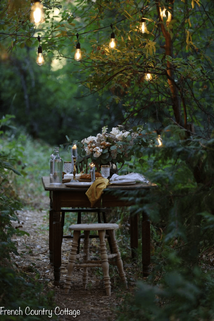 FrenchCountryCottage- autumn table
