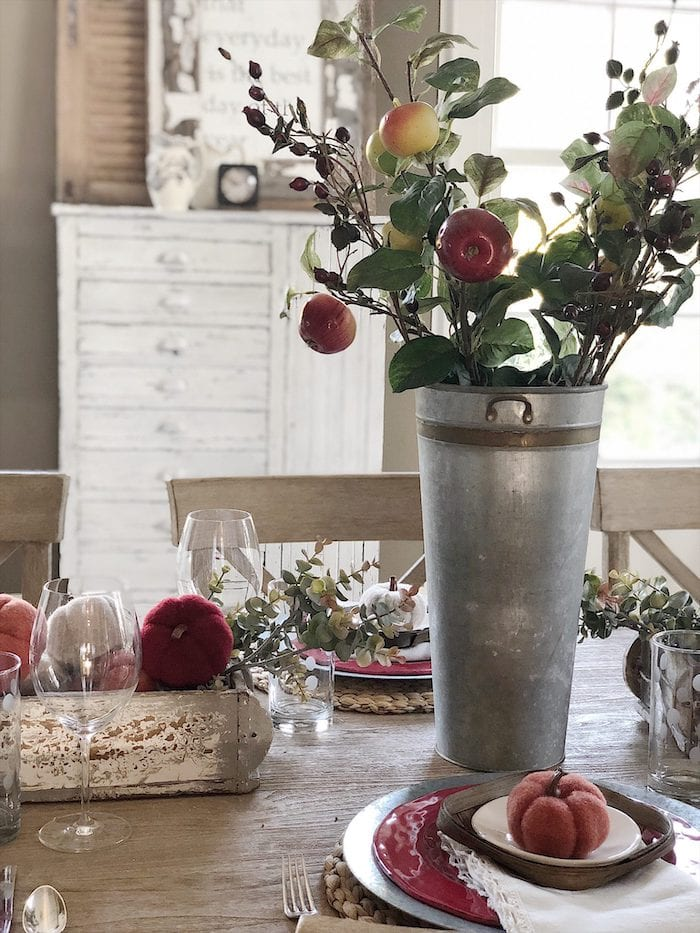 The Five Best Table Setting Tips for Fall