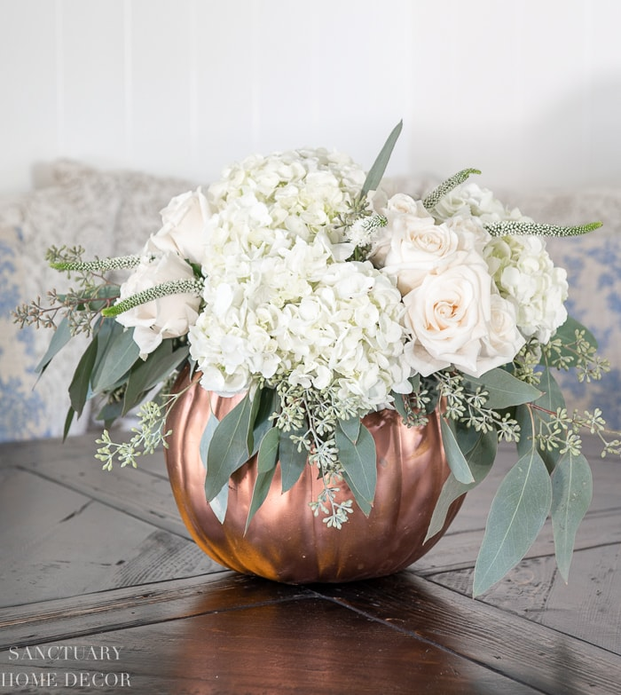 DIY_Pumpkin_Centerpiece