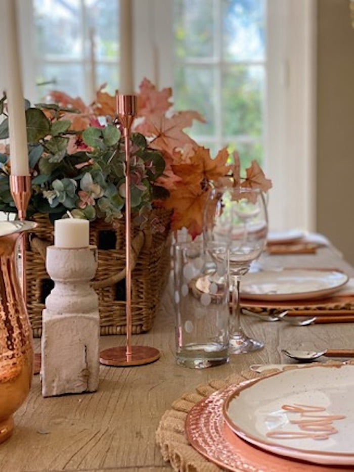 Fall Tablescape Inspirations