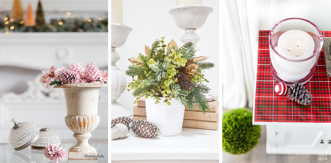 easy holiday decor