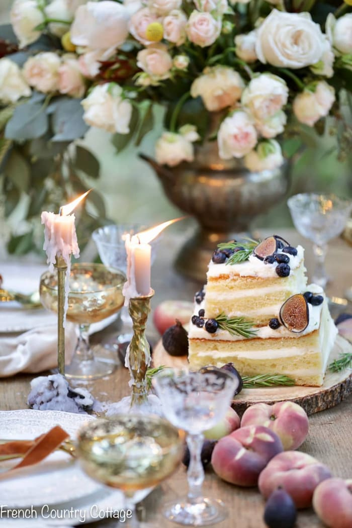 French-Country-Cottage-Holiday Entertaining