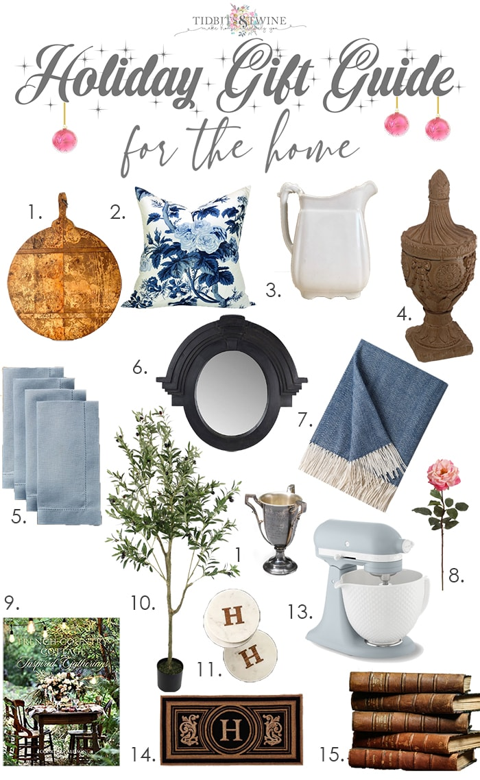 Holiday Shopping Guide For the Home