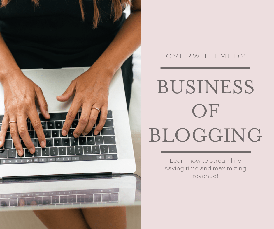 the business of blogging course