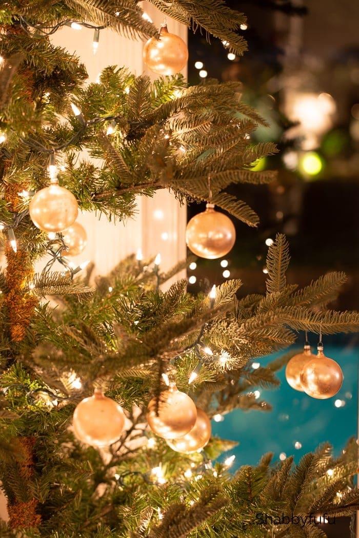 Shabbyfufu Christmas Night Home Tour