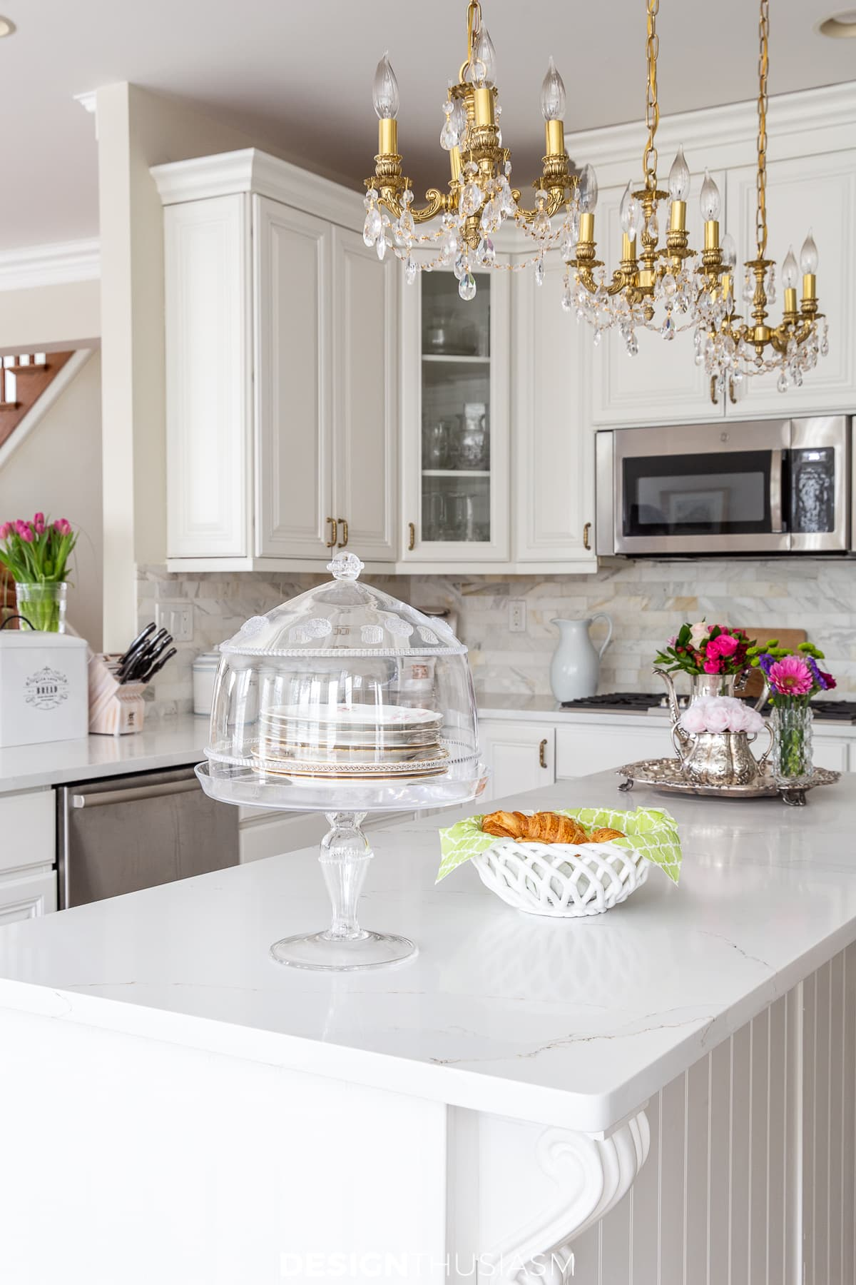 remodelação de cozinha branca