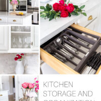 Kitchen Organization and Storage