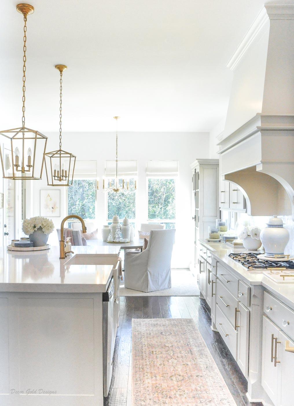 decor gold kitchen