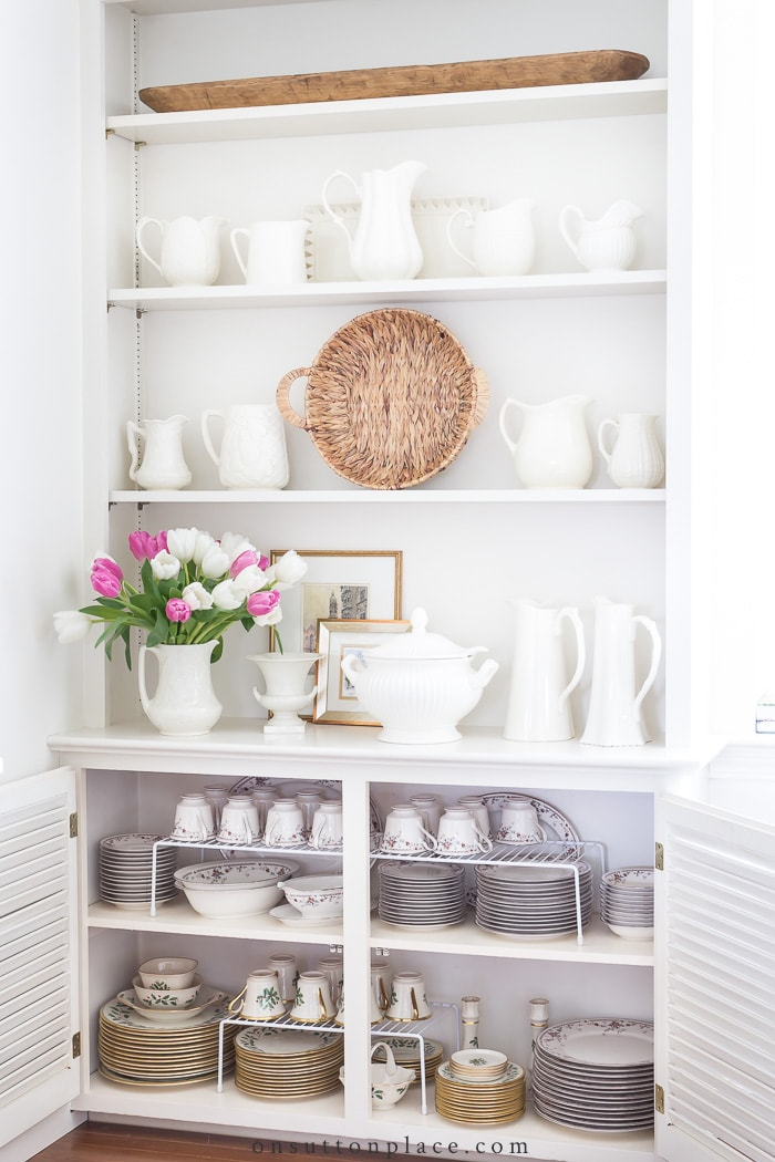 Unique China Storage Solution from On Sutton Place