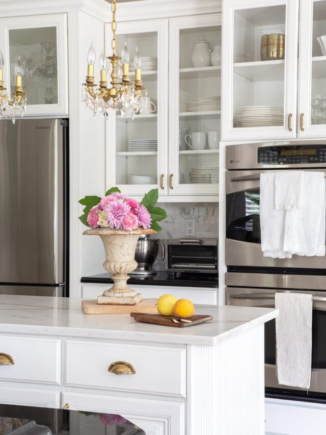 The Complete Guide to Kitchen Organization
